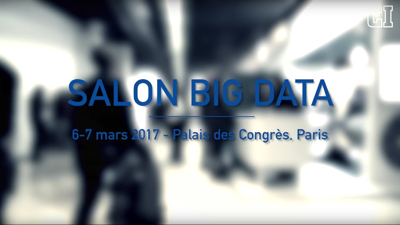 Retour en images sur le salon big data 2017 a cci for Chambre de commerce et industrie marseille