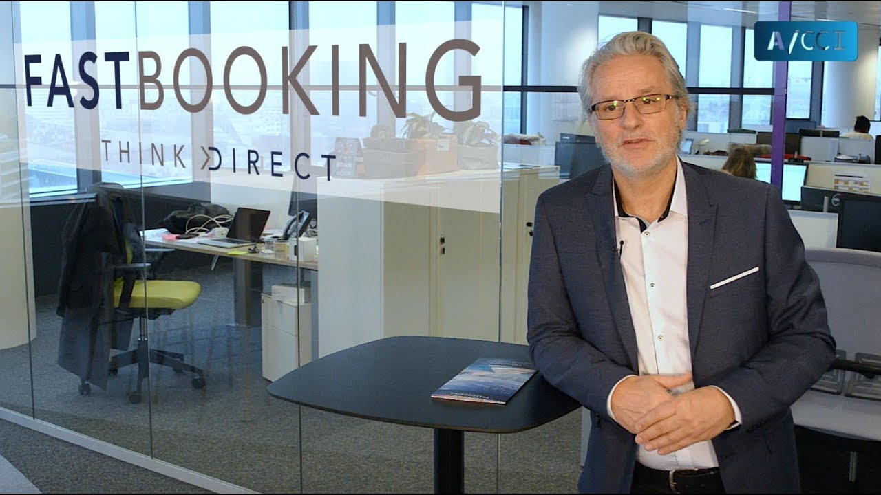 Fastbooking la plateforme digitale au service des for Chambre de commerce et industrie marseille