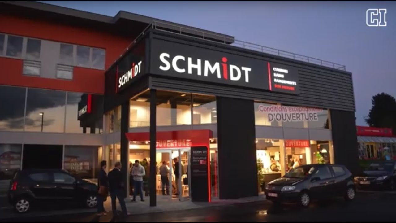 Schmidt groupe la culture familiale d 39 un groupe au for Chambre de commerce et industrie marseille